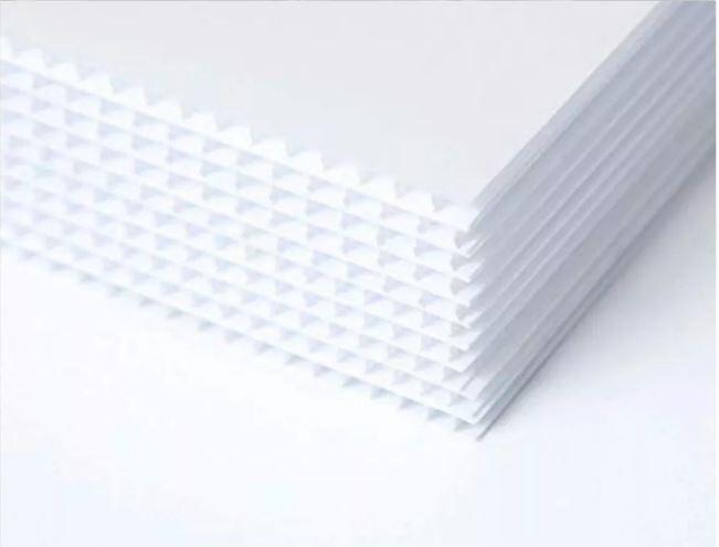 Principales usos del plástico corrugado
