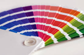 Colores que ilustran la manera de combinarlos para banner para campañas políticas.